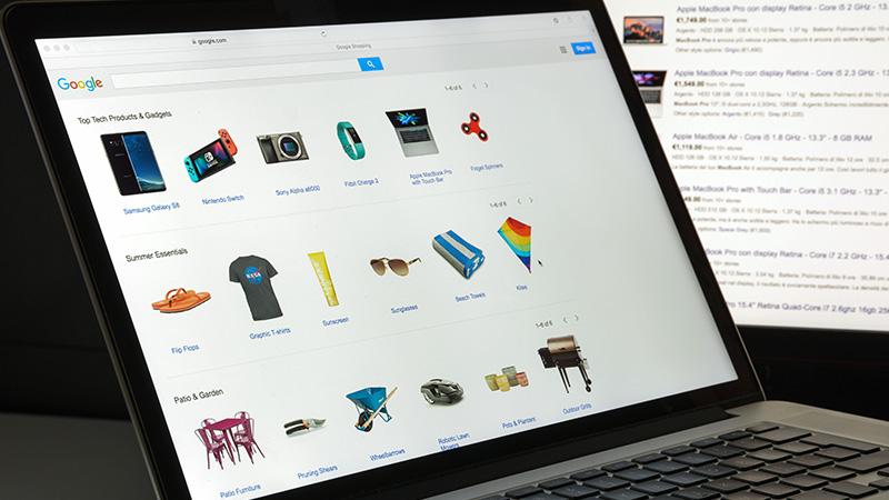 大型購物平台